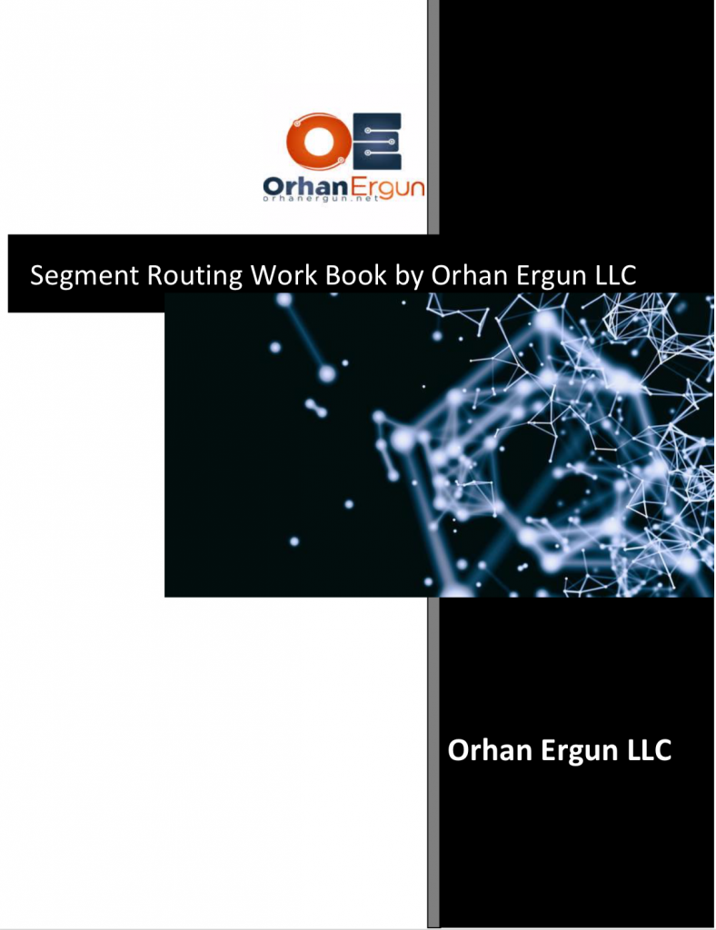 Segment routing workbook